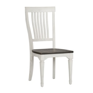 Allyson Park Slat Back Side Chair (RTA)