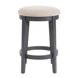 Ocean Isle Upholstered Console Stool