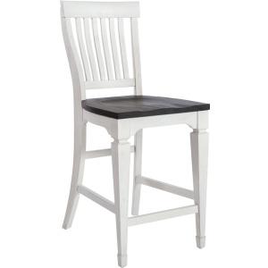 Allyson Park Counter Height Slat Back Chair