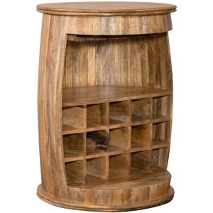Durango Accent Wine Barrel