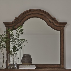 Haven Hall Arched Mirror
