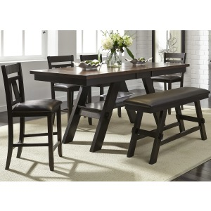Lawson 6 Piece Gathering Table Set