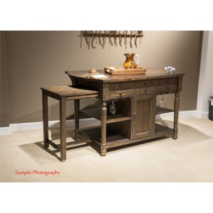 Catawba Hills Kitchen Island