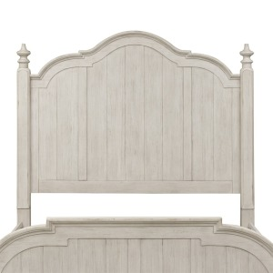 Farmhouse Reimagined King Poster Headboard