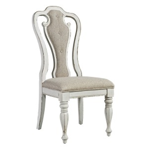 Magnolia Manor Splat Back Uph Side Chair (RTA)