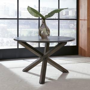 Anglewood Single Pedestal Table