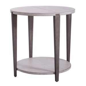 Sterling Round End Table