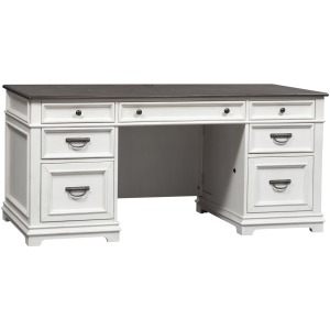 Jr. Executive Desk Base & Top