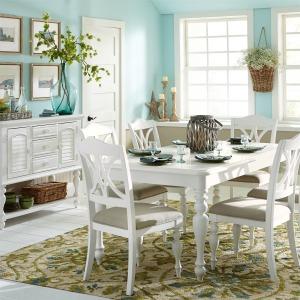Summer House 5 Piece Rectangular Table Set