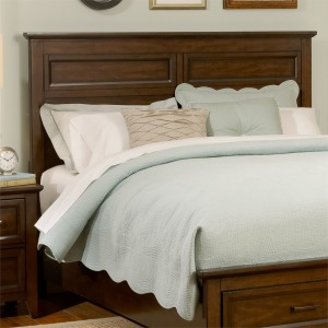 Laurel Creek King Panel Headboard
