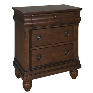 Rustic Traditionas Night Stand