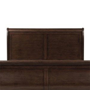 Carriage Court Queen Sleigh Headboard