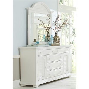 Summer House I 2 Door 5 Drawer Dresser
