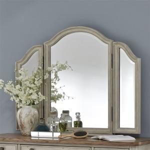 Farmhouse Reimagined Vanity Mirror