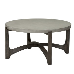 Cascade Round Cocktail Table