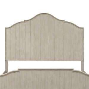 Farmhouse Reimagined Queen Panel Headboard