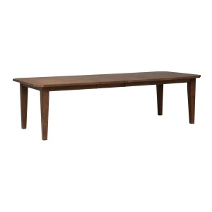 Hearthstone Ridge Rectangular Leg Table