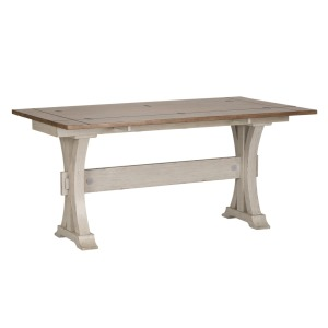 Farmhouse Reimagined Flip Lid Sofa Table