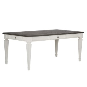 Allyson Park Rectanglar Leg Table