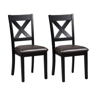 Thornton II X Back Side Chair- Pack of 2