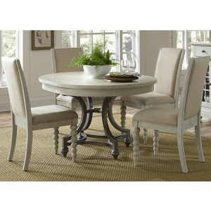 Opt 5 Piece Round Table Set