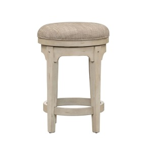 Morgan Creek Console Swivel Stool
