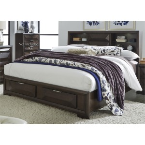 Newland Queen Storage Bed