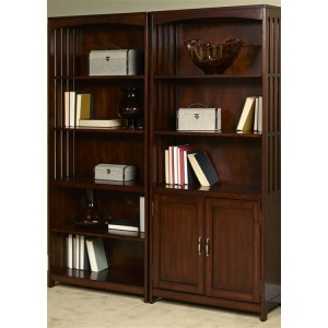 Hampton Bay Door Bookcase