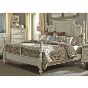 High Country King Poster Bed