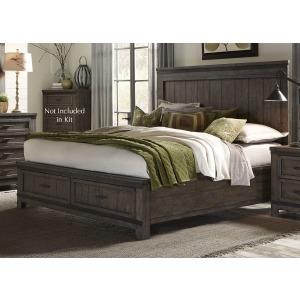 Thornwood Hills Queen Storage Bed