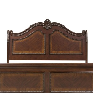 Highland Court King Sleigh Headboard