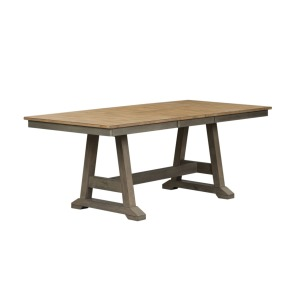 Lindsey Farm Trestle Table
