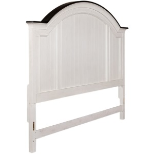 Allyson Park King Arched Panel Headboard