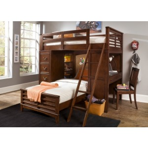Loft Bed Chest