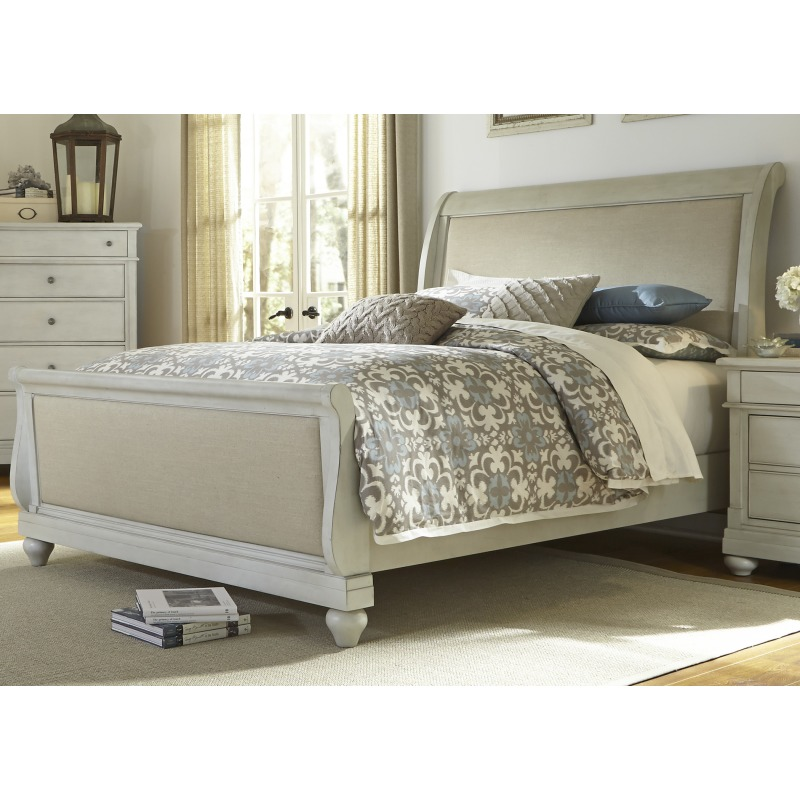 King Sleigh Bed by Liberty Furniture - 731-BR-KSL | Darbys' Big