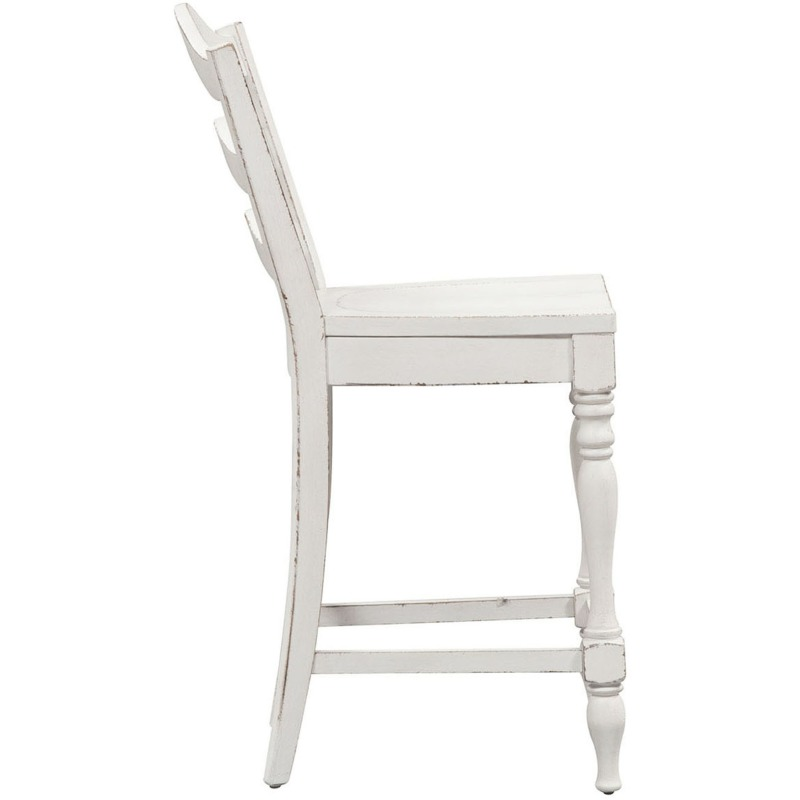 Ladder Back Counter Chair (RTA)