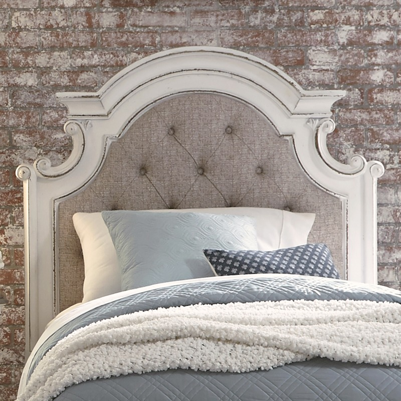 Full Uph Panel Headboard
