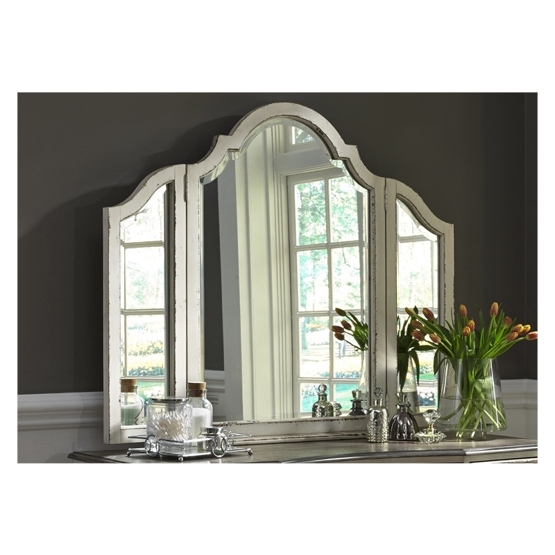 Magnolia Manor Vanity Mirror