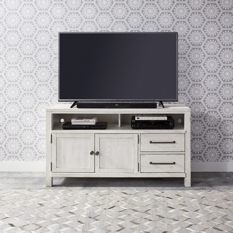 56 Inch Entertainment Console