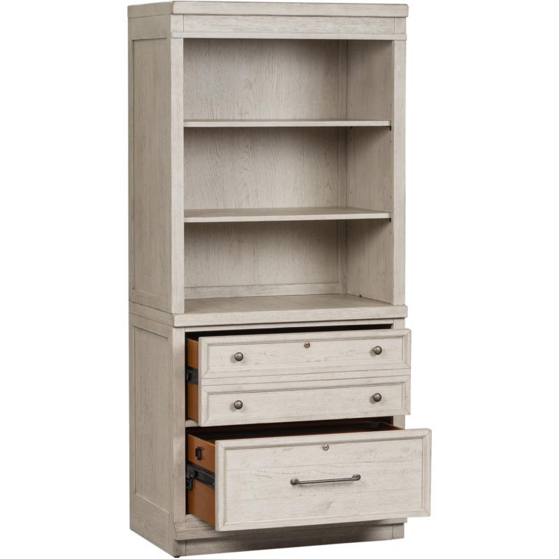 Harvest Home 2 Piece Hutch & Cabinet Set
