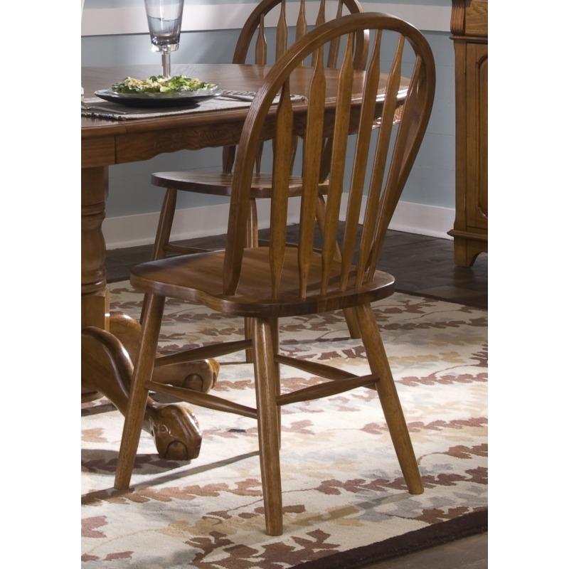 Arrow Back Windsor Side Chair (10-C553S)