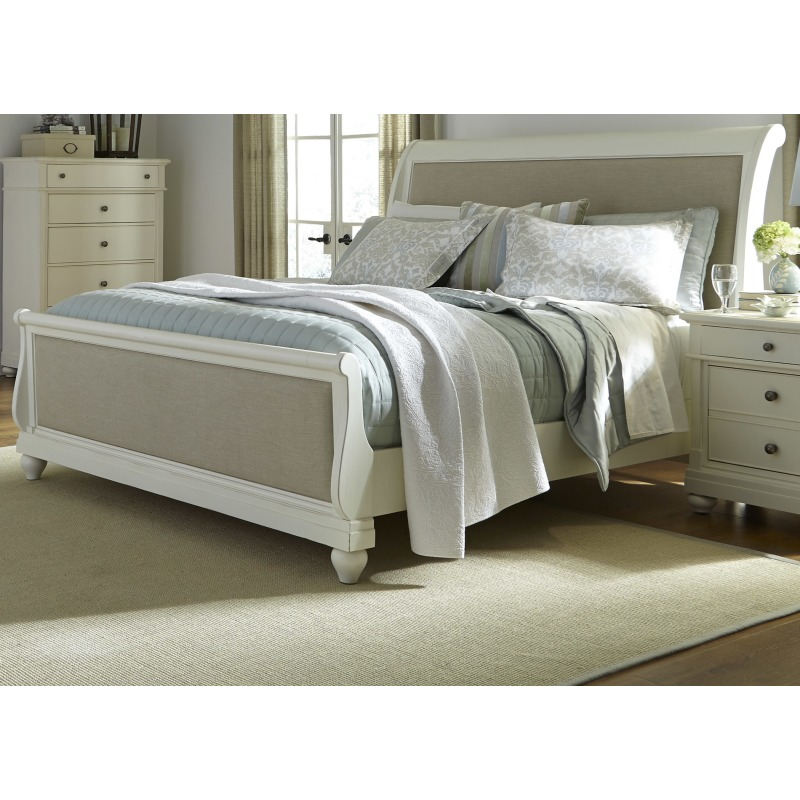King Sleigh Bed by Liberty Furniture - 631-BR-KSL | Missouri