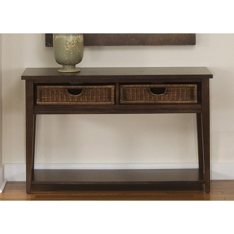 Basket Sofa Table (481-OT1030)