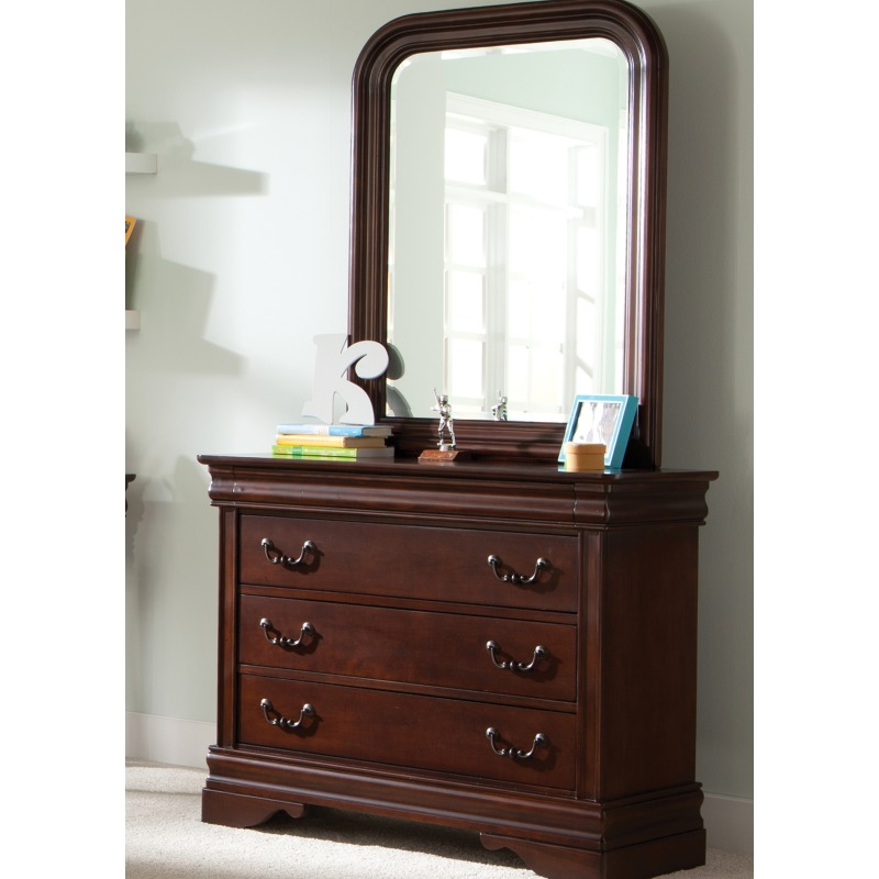 Carriage Court Youth Dresser & Mirror