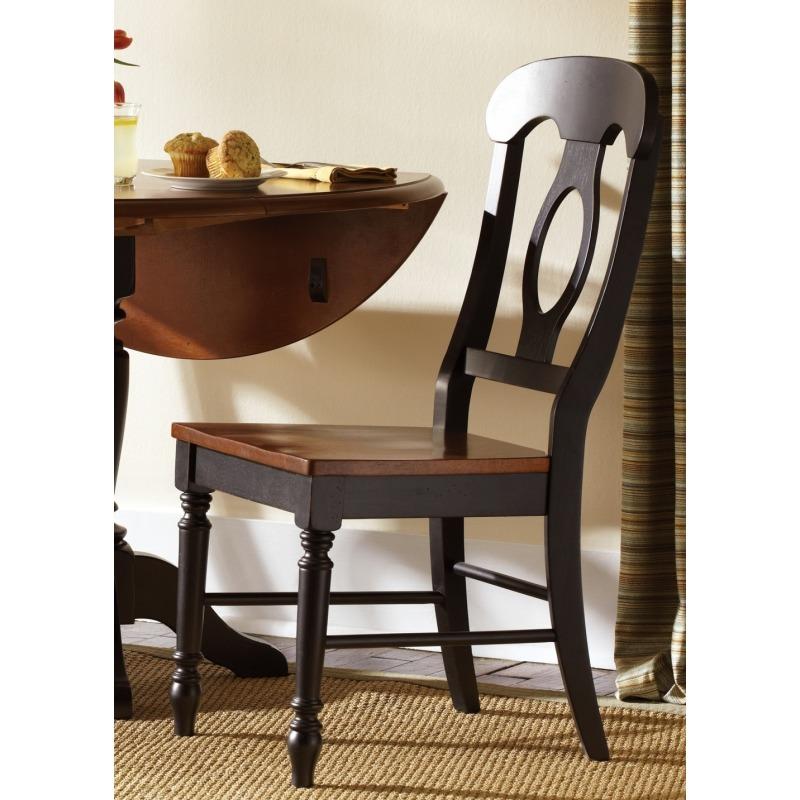 Napoleon Back Side Chair - RTA (80-C5500S)