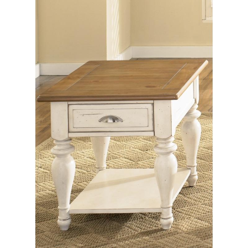 Rectangular End Table (303-OT1020)