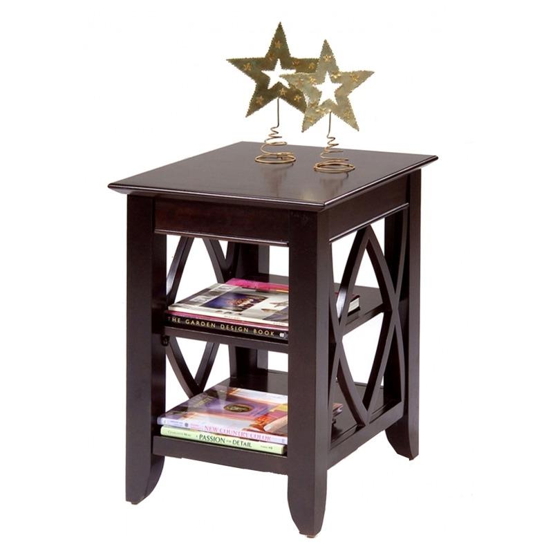 Shelf End Table (955-OT1021)