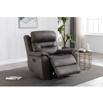 80153 Power recliner  with power headrest Mustang Charcoal -1.jpg