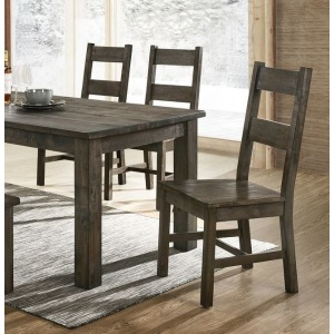 5 PC Dining Set - Grey