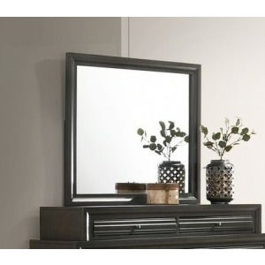 Mirror - Antique Grey